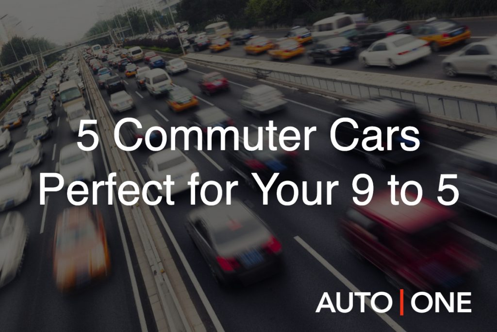 5 Commuter Cars Perfect for Your 9 to 5