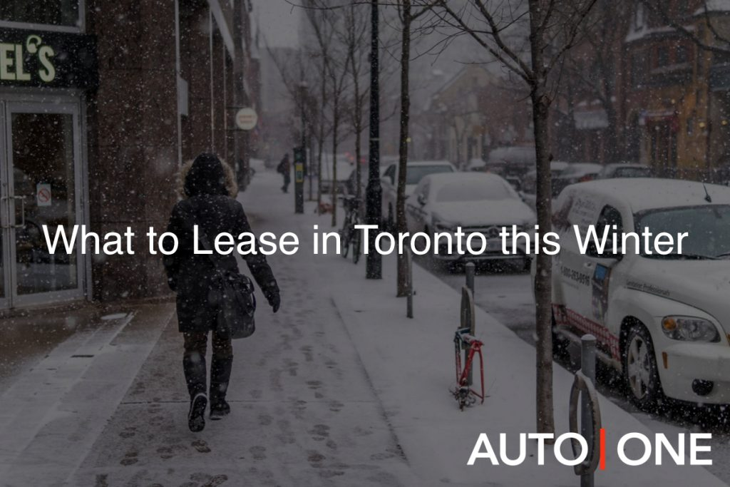 5 Luxury Cars You Need to Lease This Winter in Toronto