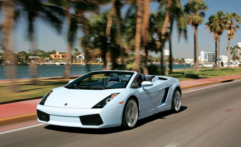 luxury cars toronto