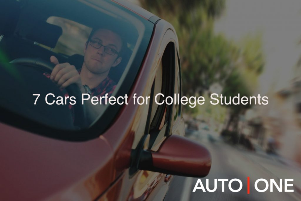 Best in Class: 7 Cars Perfect for College Students