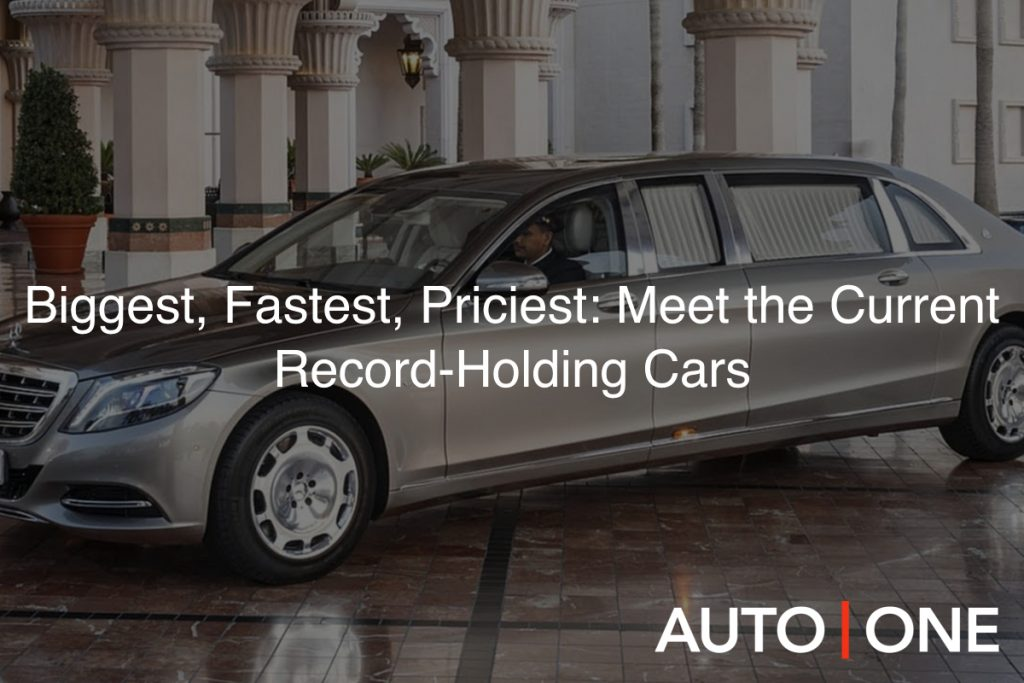 Biggest, Fastest, Priciest_ Meet the Current Record-Holding Cars