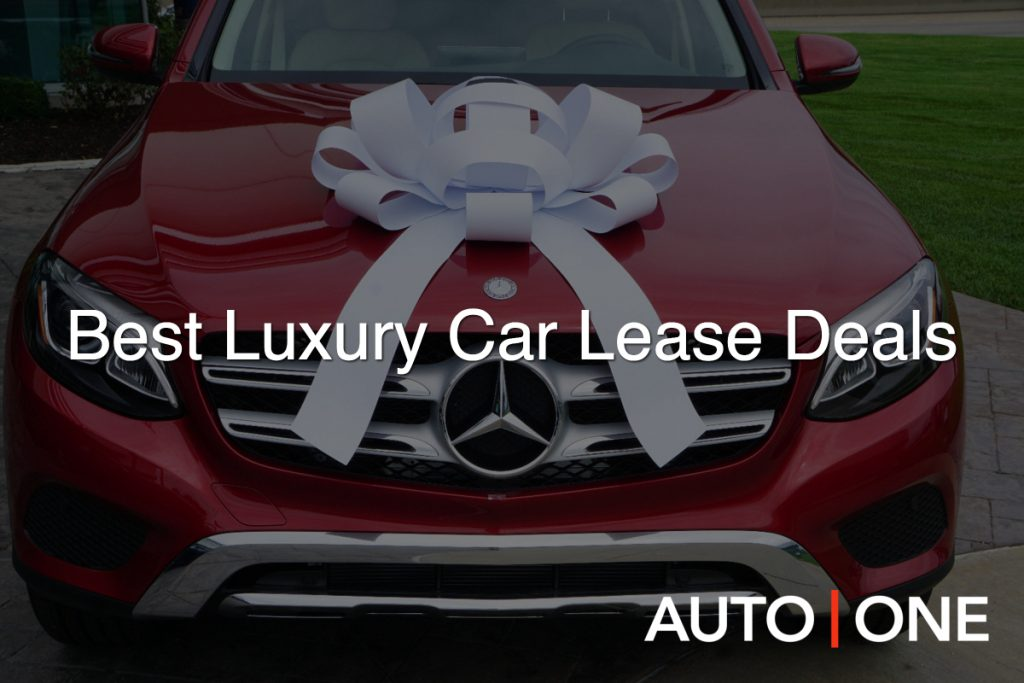 best luxury car deals