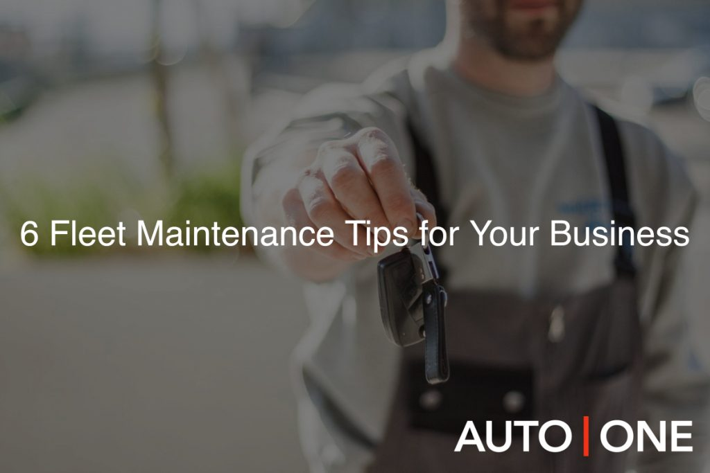 Keep Driving Forward: 6 Fleet Maintenance Tips for Your Business