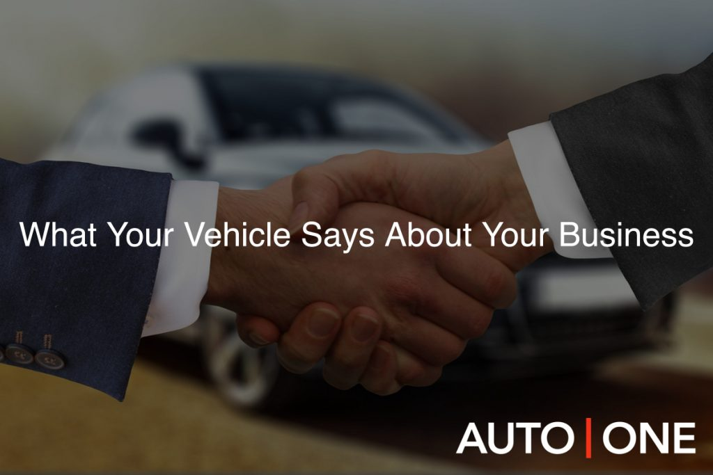 What Your Vehicle Says About Your Business