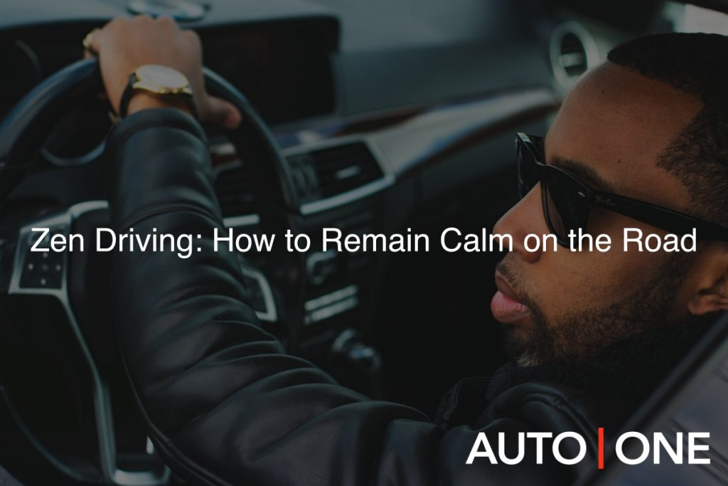 Zen Driving: How to Remain Calm on the Road