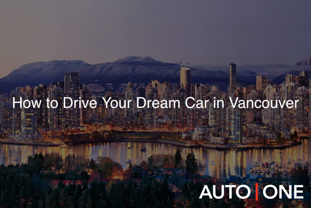 luxury car rental vancouver